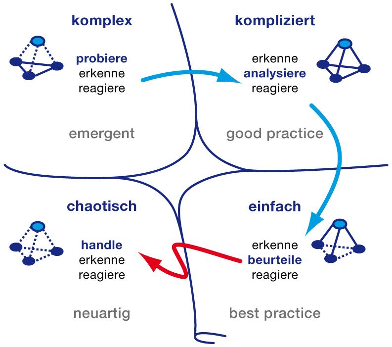 Cynefin-Model nach wandelweb.de